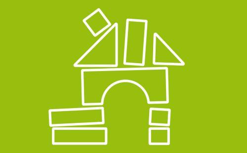 Logo der Villa Kunterbunt